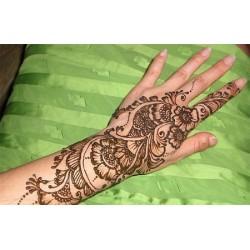 сет индийских украшений в стиле трайбл цветной