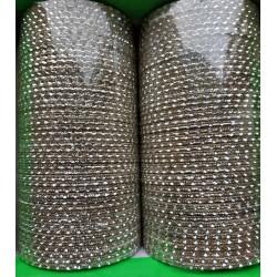 палантин огурцы-полоски, 70х195см, вискоза 100%, Индия