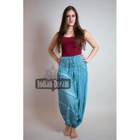 индийские штаны алладины мягкая вискоза