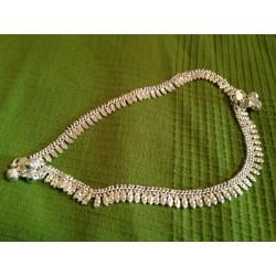 индийские браслеты на ноги (паялы)