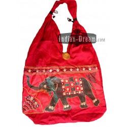 """индийская сумка хлопок """"большой слон"""""""