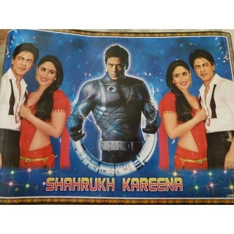 постер Шах Крукх Кхан и Карина Капур