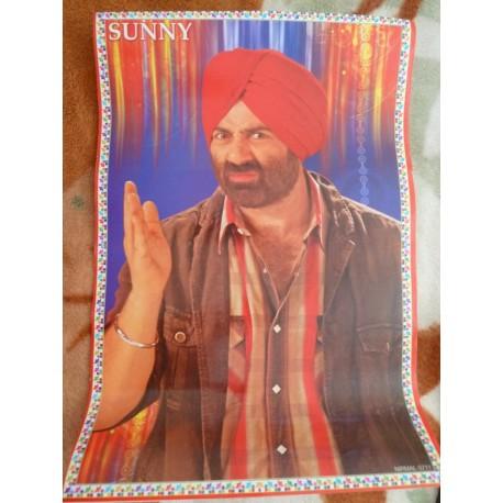 постер Санни Деол