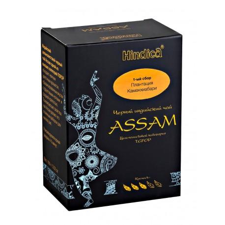 Чай черный ASSAM (TGFOP) Hindica , 100гр