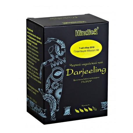 Чай черный Darjeeling (FTGFOP) Hindica, 100 гр