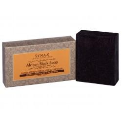 Мыло ручной работы Африканское чёрное, Synaa, 100 гр