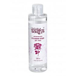 натуральная розовая вода Aasha herbals (спрей), 200 мл