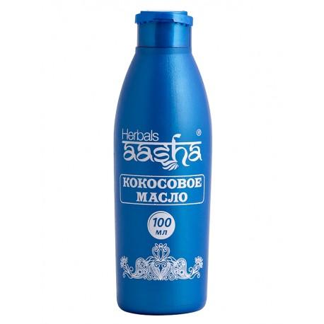 натуральное кокосовое масло Aasha herbals 100 мл