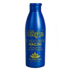 кокосовое масло с жожоба Aasha herbals 100 мл