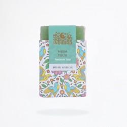 Аюрведическое мыло Ним Базилик (Neem Basil Ayurvedic Soap) 100 г