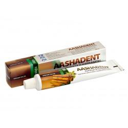 "индийская зубная паста Aashadent ""Корица и кардамон"" 100 гр"