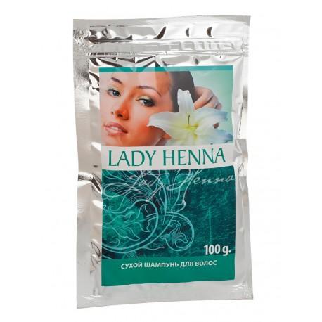 сухой шампунь для волос Lady Henna 100 гр