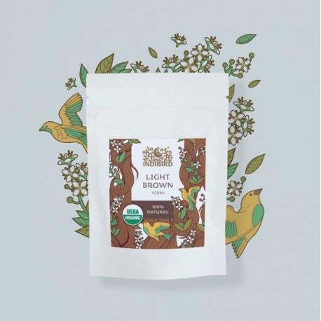 Хна светло-коричневая (Light Brown Henna) 50 г