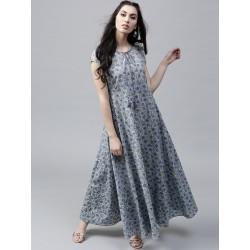 длинное индийское платье S размер