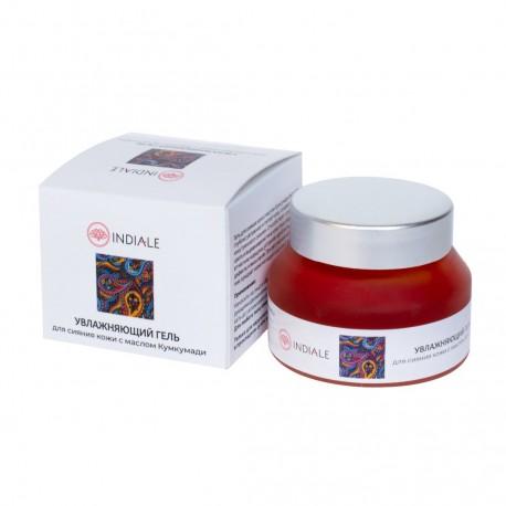 Увлажняющий гель для сияния кожи с маслом Кумкумади