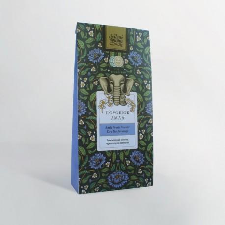 Амла сушеная молотая, чайный травяной напиток, 100 г