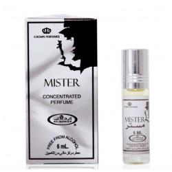 Арабские масляные духи Мистер (Mister), 6 мл