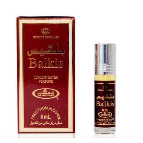 Арабские масляные духи Балкис (Balkis), 6 мл