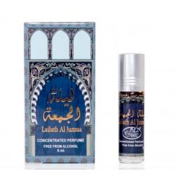 Арабские масляные духи Лейла Аль-Джумуа (Lailath Al Jumua), 6 мл
