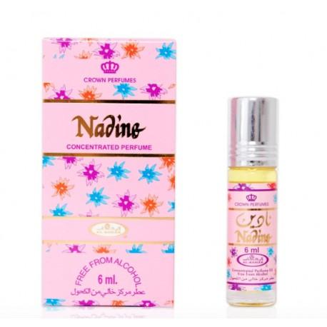 Арабские масляные духи Надин (Nadin), 6 мл