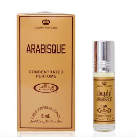 Арабские масляные духи Арабеска (Arabisque), 6 мл