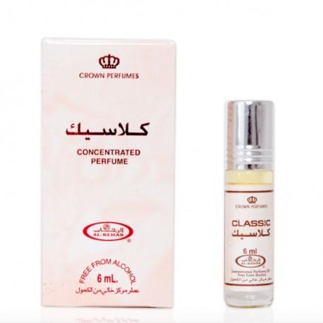 Арабские масляные духи Классика (Classic), 6 мл