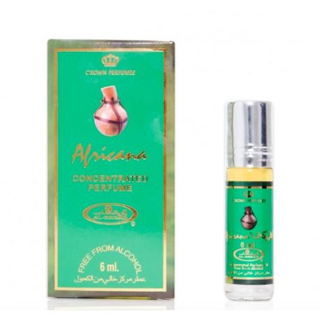 Арабские масляные духи Африкана (Africana), 6 мл
