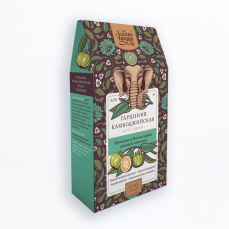 Гарциния Камбоджийская крупная, чайный напиток, 80 г