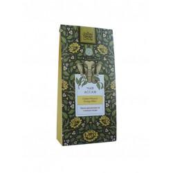 Чай чёрный крупнолистовой ASSAM GFOP 100 г в фольге