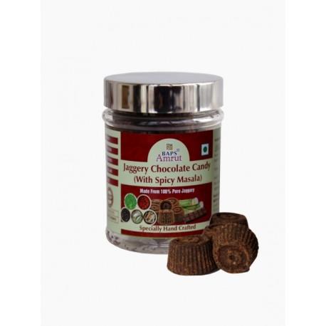 Джаггери с шоколадом и специями (Jaggery Chocolate with Spicy Masala) 150 г
