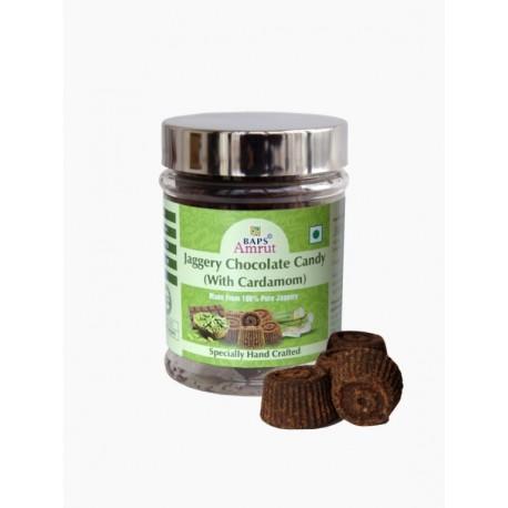 Джаггери с шоколадом и кардамоном (Jaggery Chocolate Candy with Cardamom) 150 г