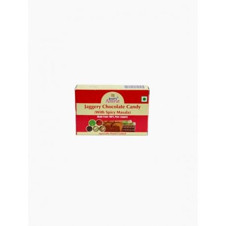 Джаггери с шоколадом и специями (Jaggery Chocolate with Spicy Masala) 110 г