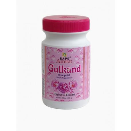 Гулканд, джем из вяленых лепестков роз (Gulkand) 400 г