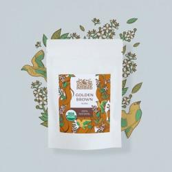 Хна золотисто-коричневая (Golden Brown Henna)