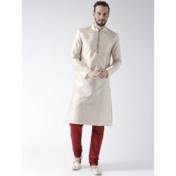 мужской индийский костюм - курта и чуридары - S размер