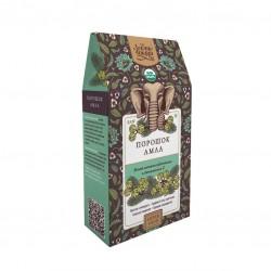 Амла сушеная молотая (Amla Fruit Powder) травяной растительный сбор 100 г