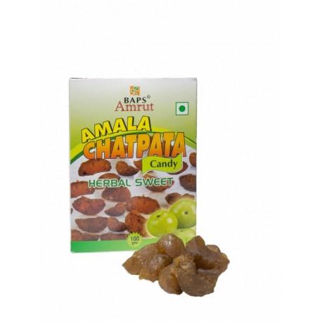 Цукаты Амлы со специями (Amala Chatpata Candy) 100 г