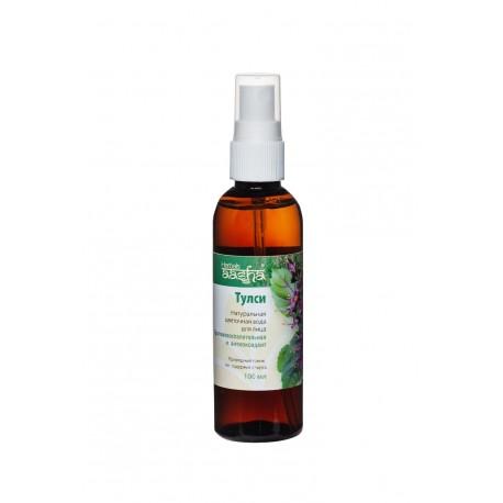 "Натуральная цветочная вода ""Тулси"" Aasha herbals, 100 мл"