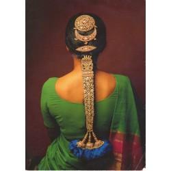 индийское украшение на косу паранда (paranda)