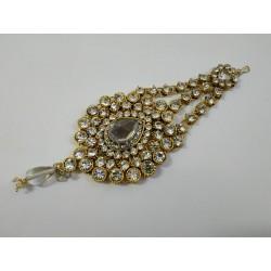 индийское украшение на прическу джумар